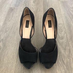 ZARA Elegant Black Heels